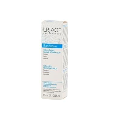 Uriage URIAGE Bariederm Cica-Levres Baume Protecteur 15 ml Renksiz